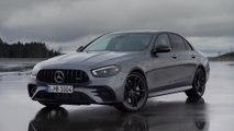 The new Mercedes-Benz AMG E 53 Limousine Design