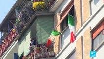 Coronavirus  627 morts supplémentaires en Italie en 24heures