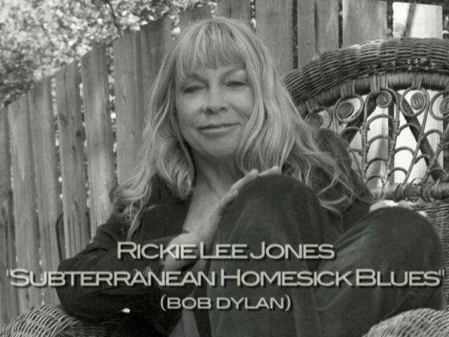 Rickie Lee Jones - Subterranean Homesick Blues featuring Rickie Lee Jones