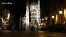Coronavirus: English city of Bath deserted after Boris shuts pubs, clubs and restaurants