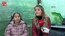 Corona virüsü yasağı, 8 yaşındaki Soruşa'yı ailesinden ayırdı