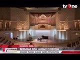 Pianis Rusia Gelar Konser Gratis untuk Seluruh Warga Dunia