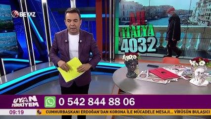 Uyan Türkiyem 21 Mart 2020