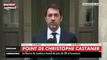 Coronavirus : Christophe Castaner annonce un renforcement des mesures (vidéo)