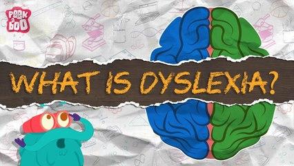 DYSLEXIA   What Is Dyslexia?   Learning Disability   The Dr Binocs Show   Peekaboo Kidz