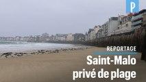 Plages fermées à Saint-Malo: «Si tout le monde était sérieux, on n'en serait pas là»