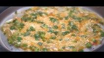 Best Street Food - Vietnamese Pizza  [No-Oven]
