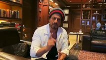Shahrukh Khan appeals to Stay Safe for Coronavirus protection
