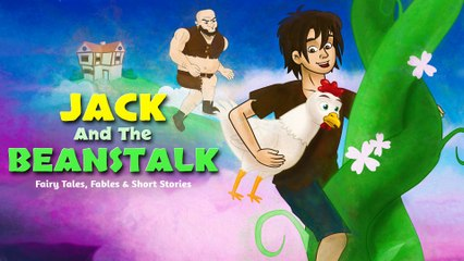 Jack and the Beanstalk | Fairy Tales for Kids - If You Are Happy Song