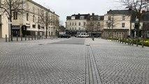 Coronavirus : Les rues sont vides
