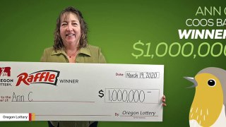 Karma: Woman Wins $1M Lottery After Saving Toddler From Getting Hit By Car