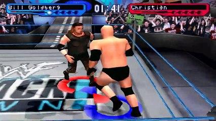 WWF Smackdown! 2 - Bill GoldBerg season #6