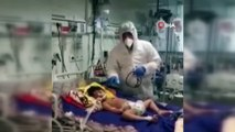 -İran'da 5 Yaşındaki Çocuğa Koronadan Korusun Diye Sahte Alkol İçirdiler- İran'da Sahte Alkolden Ölenlerin Sayısı 194'e Yükseldi