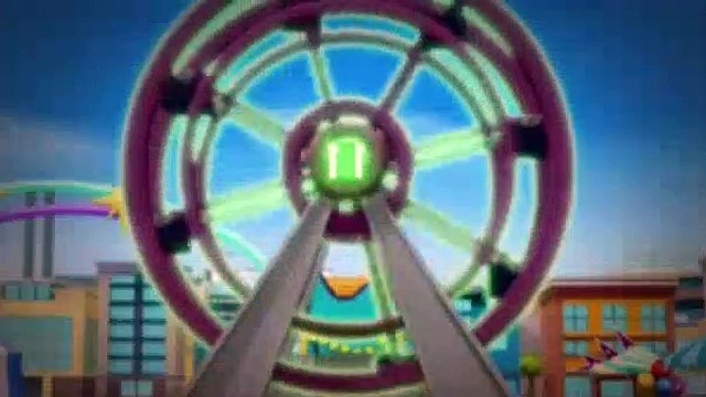 Blaze And The Monster Machines S02E12 - Axle City Grand Prix