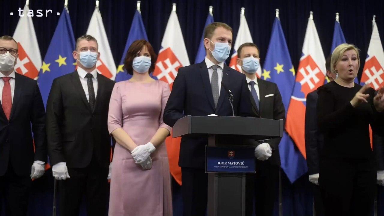 Premiér I. Matovič: Lekári už dva mesiace nemajú dostatok prostriedkov