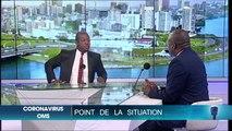 Coronavirus : Le représentant de l'OMS en Côte d'Ivoire fait le point de la situation.