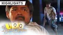Andres tries to look for Anna | 100 Days To Heaven