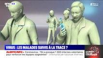 Géolocalisation, drônes: les malades du coronavirus suivis à la trace ?