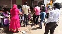 मंदसौर: कालेश्वर सेवा समिति ने कोरोना के चलते गरीबों को किया भोजन वितरित