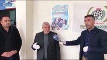 رجال أرجال أعمال سوريين يقدمون مساعدات للمسنيين جنوب تركياعمال سوريين يقدمون مساعدات للمسنيين جنوب تركيا