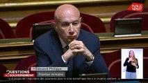 Edouard Philippe: « Les contrats d'assurance n'avaient pas prévu ce type d'aléas»