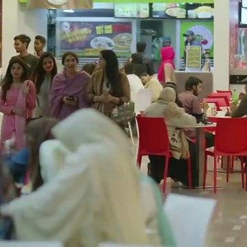 Aiman Aur Ali Ki Mulaqat - Salman Saeed - Mera Dil Mera Dushman  Ary Digital 