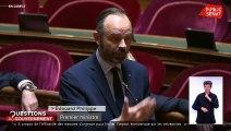 Edouard Philippe : « Nous avons prévu des avions-cargos qui iront en Chine chercher les masques »