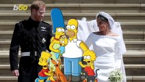 'The Simpsons' Want Prince Harry and Meghan Markle on the Show