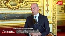 Confinement : « Une telle période peut accentuer les inégalités »  reconnait Jean-Michel Blanquer