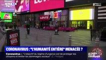 Les images de Times Square totalement vide
