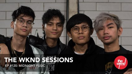 Midnight Fusic - The Wknd Sessions Ep. 120 (full performance)