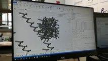 Diseño y producción del respirador de campaña 3D para UCI