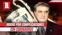 Muere expresidente del Real Madrid por complicaciones ocasionadas por Coronavirus