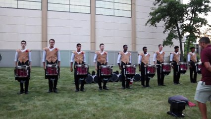 In The Lot: Phantom Regiment @ TOC - Northern Illinois