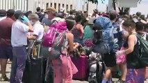 Unos 300 turistas varados en Lima por cierre de fronteras exigen repatriación