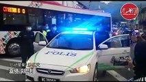 【行动管制第五天】槟城警队巡视巴刹