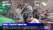 Coronavirus: le nombre de morts s'accélère en Italie