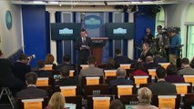 Coronavirus- Trump updates reporters at daily briefing with US task force