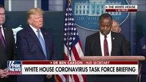 Coronavirus Task Force holds White House briefing