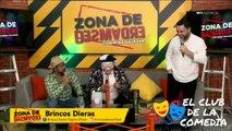 BRINCOS DIERAS PONE EN APRIETOS A MIKE SALAZAR Y TITO EL RANCHERO