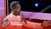 Caleb - Cent ans de plus | Les Auditions à l'aveugle | The Voice Afrique Francophone| Saison 3