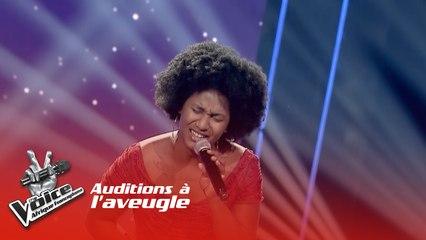 Mathilde Toussaint - Ex-factor | Les Auditions à l'aveugle | The Voice Afrique Francophone| Saison 3