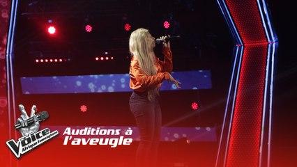 Miss Audy - 8500 volts | Les Auditions à l'aveugle | The Voice Afrique Francophone| Saison 3