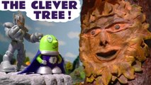Funny Funlings Clever Tree with Marvel Avengers Superheroes Ultron with Super Funling in this Funny Family Friendly Full Episode English Toy Story for Kids from a Family Channel