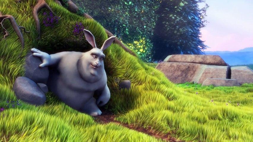 Big Buck Bunny (4K HFR)