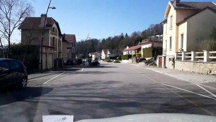 Coronavirus : traversée dominicale de la ville de Neufchâteau