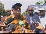 ORTM/Visite du ministre de la santé au corridor de Zegoua pour sensibiler les habitants sur la pandemie du COVID19