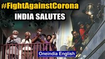 India fights Coronavirus: Special report on how India expresses gratitude towards Corona warriors