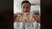 Barstool Frozen Pizza Review - Ellio's Pizza