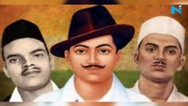 #ShaheedDiwas :  PM Modi pays tribute to Bhagat Singh, Rajguru and Sukhdev
